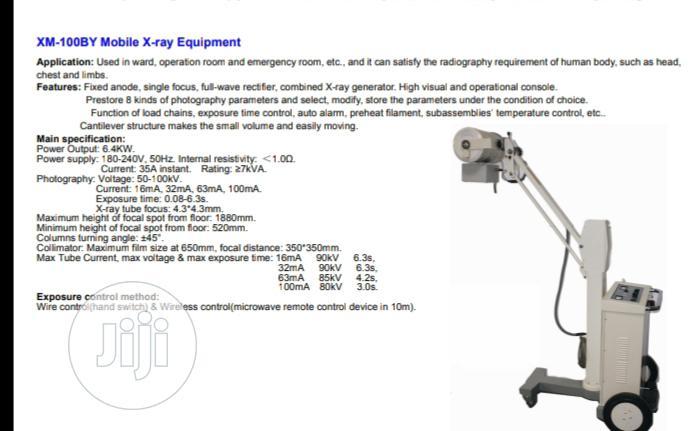 Archive: X-ray Machine