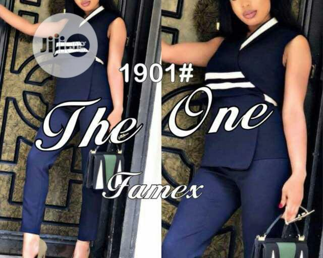 Female the One Trouser Suit