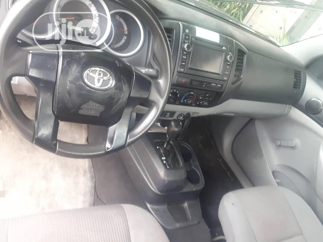 Toyota Tacoma 2013 Gray | Cars for sale in Lekki, Lagos State, Nigeria