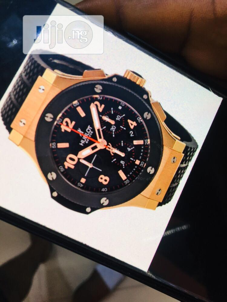 Hublot Wrist Watch