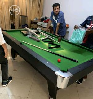 Foreign Snooker Board With Complete Accessories | Sports Equipment for sale in Lagos State, Lagos Island (Eko)