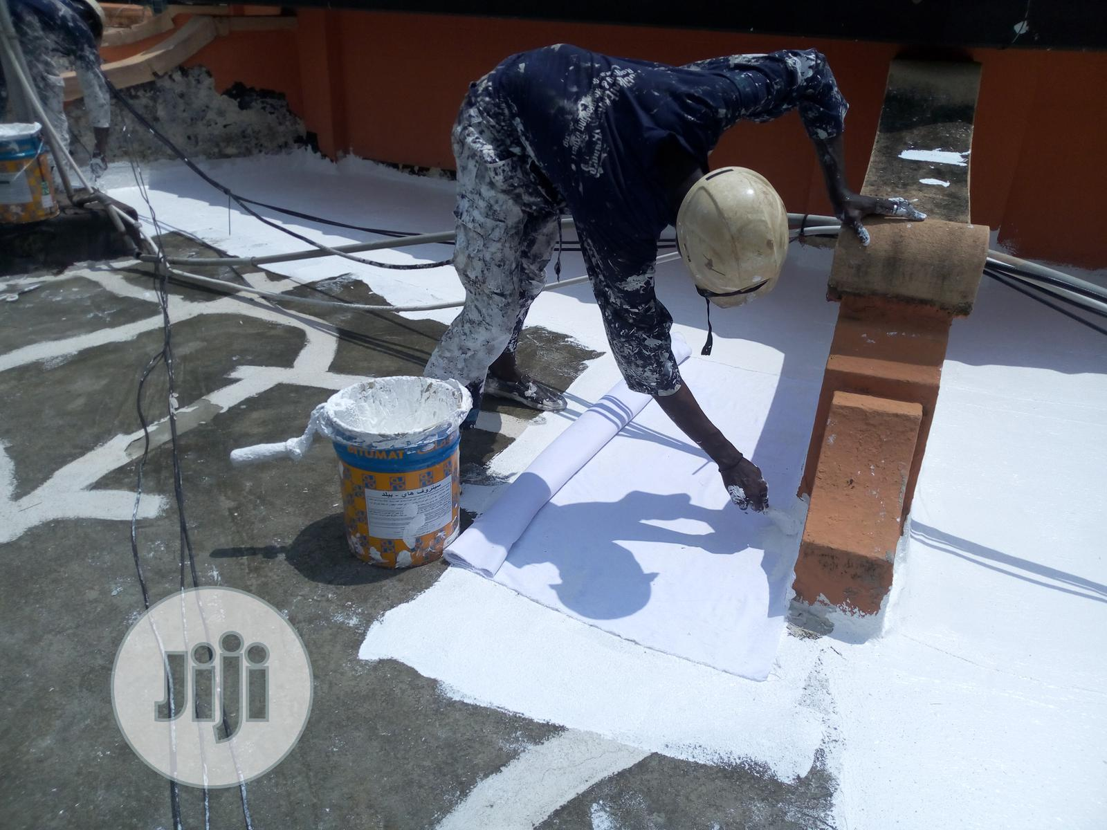 Archive: Repair and Waterproofing of Concrete Deck in Abuja