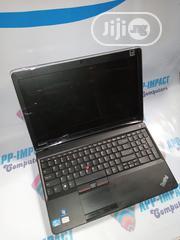 Laptop Lenovo ThinkPad Edge E520 4GB Intel Core i3 HDD 320GB | Laptops & Computers for sale in Lagos State, Mushin