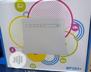ZTE LTE Sim Router 4g MF283+ | Networking Products for sale in Lagos State, Ikeja