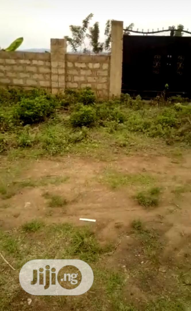 Archive: A Plot of Land at Ajorosun Estate Moniya Ibadan