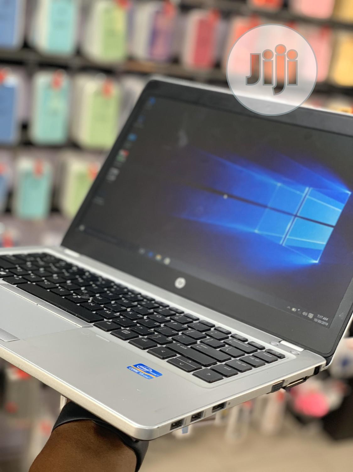 Laptop HP EliteBook Folio 9470M 8GB Intel Core i7 HDD 1T