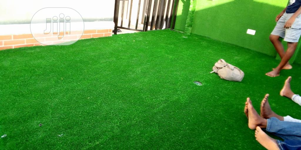 Synthetic Grass For Flooring And Wall Design