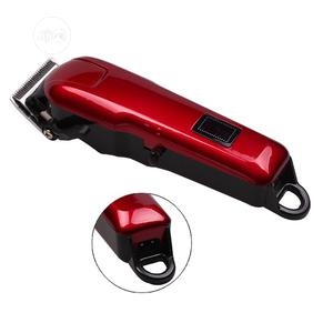 Professional Rechargeable Cordless Hair Clipper 2200mah | Tools & Accessories for sale in Lagos State, Ikeja