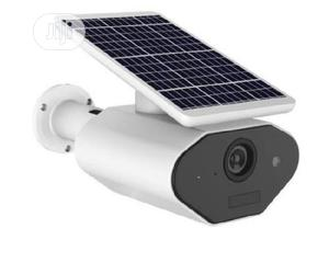 Wireless Wifi Solar CCTV Camera With Night Vision | Security & Surveillance for sale in Abuja (FCT) State, Wuse 2