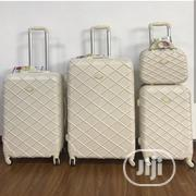 White Abs Luggage | Bags for sale in Lagos State, Lagos Island