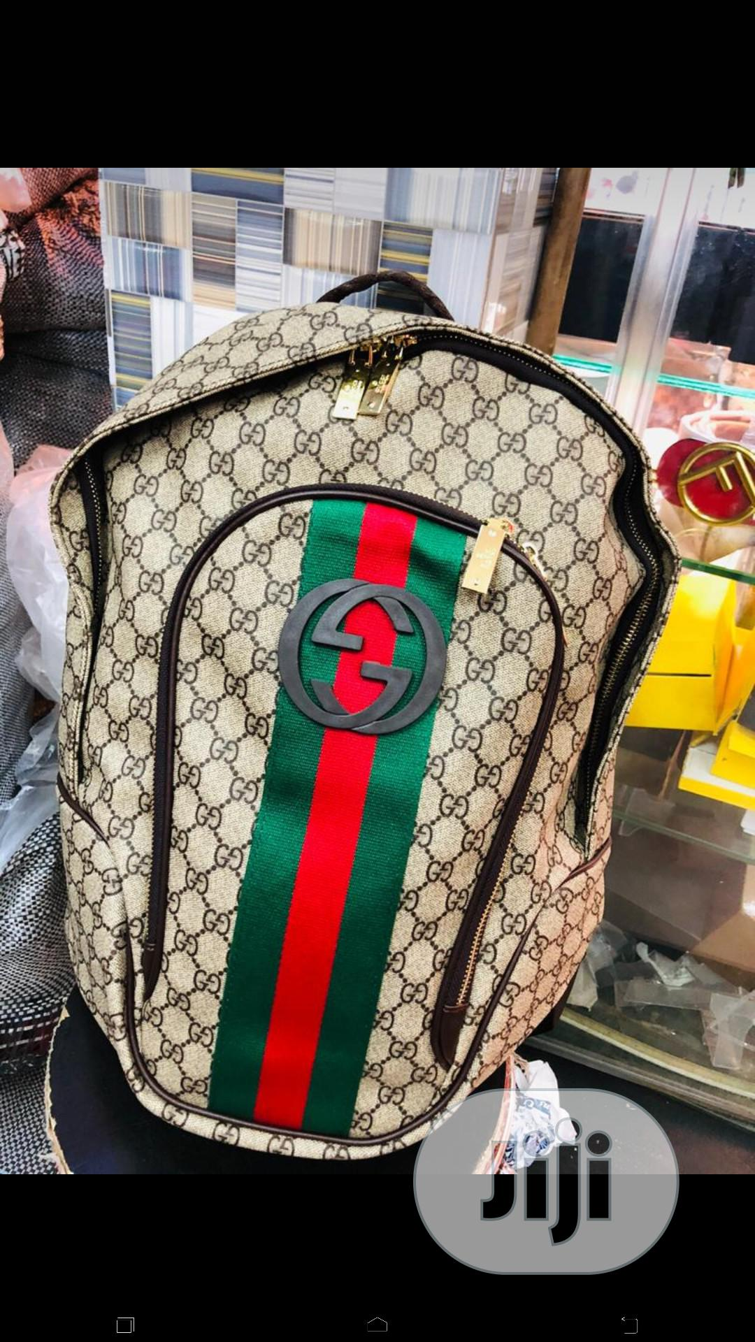 Gucci Designer Backpack | Bags for sale in Lagos Island (Eko), Lagos State, Nigeria
