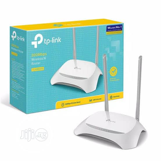 Tp Link 3G/4G 3420 USB Modem Router   Networking Products for sale in Ikeja, Lagos State, Nigeria