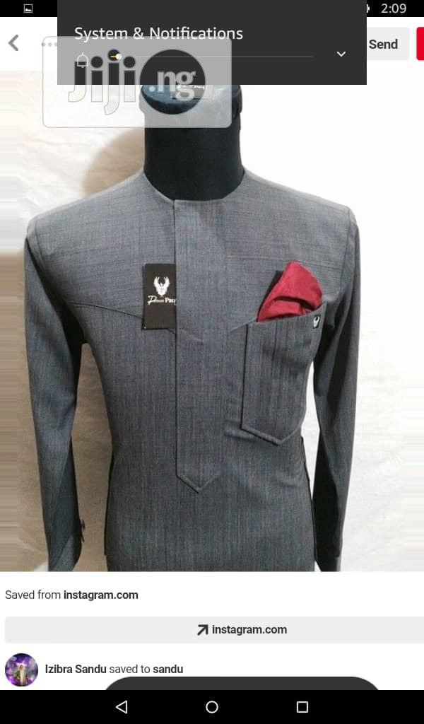 Men's Senator Suit Native Traditional Wear | Clothing for sale in Ifako-Ijaiye, Lagos State, Nigeria