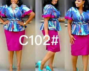Female Skirt Blouse   Clothing for sale in Lagos State, Ikeja