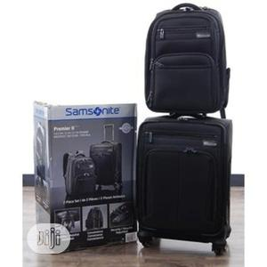 Samsonite Premier Ii Luggage And Back Pack | Bags for sale in Lagos State