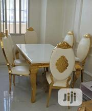 Royal Marbles Dining Table by Six Seater | Furniture for sale in Kano State, Tudun Wada