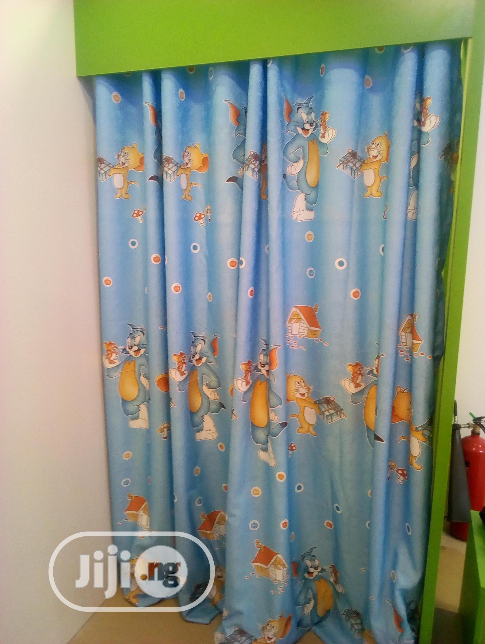 Archive: Kiddies Curtain