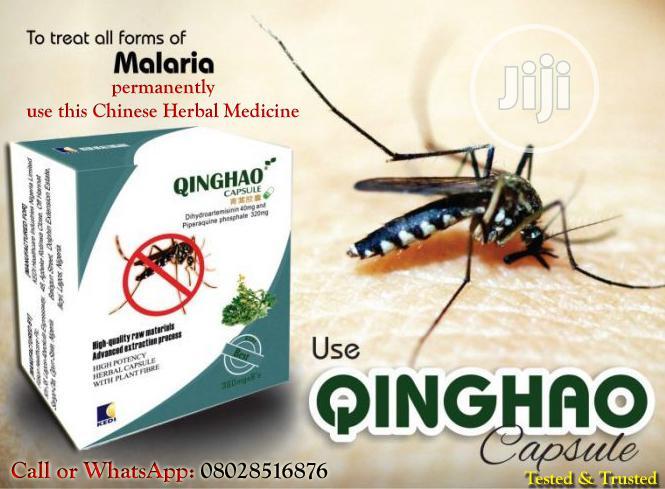 Archive: Kedi Anti-Malaria Herbal Capsule - Qinghao