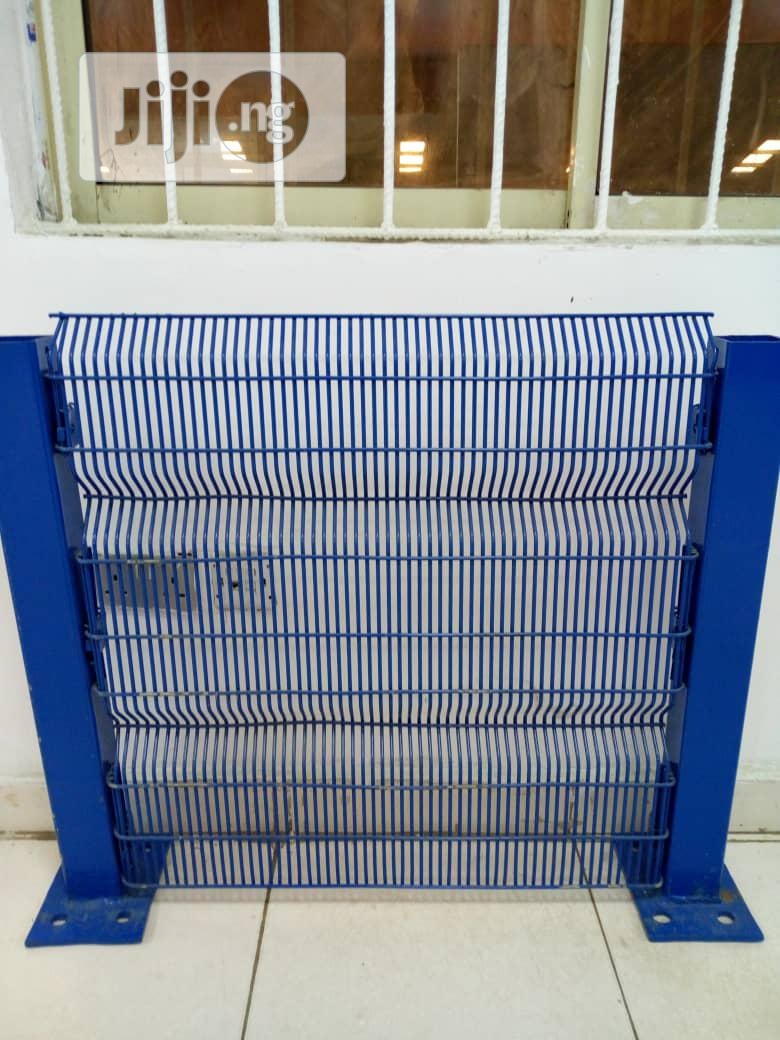 Dekoraj High Security Panel Mesh Fencing | Other Services for sale in Ikeja, Lagos State, Nigeria