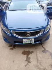 Honda Accord 2009 2.0 Sport Blue | Cars for sale in Abuja (FCT) State, Central Business Dis