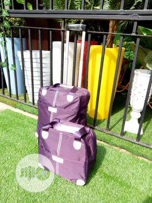 Fancy 2 In 1 Luggage   Bags for sale in Zamfara State, Zurmi
