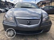 Acura RL 2005 Sedan Gray | Cars for sale in Lagos State, Amuwo-Odofin