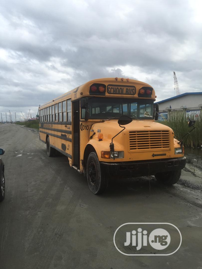 Blue Bird American School Bus Air Condition