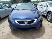 Honda Accord 2008 Coupe 2.4 EX Automatic Blue | Cars for sale in Abuja (FCT) State, Galadimawa