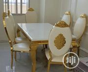 Durable Dining Table by Six Seater | Furniture for sale in Kano State, Tudun Wada
