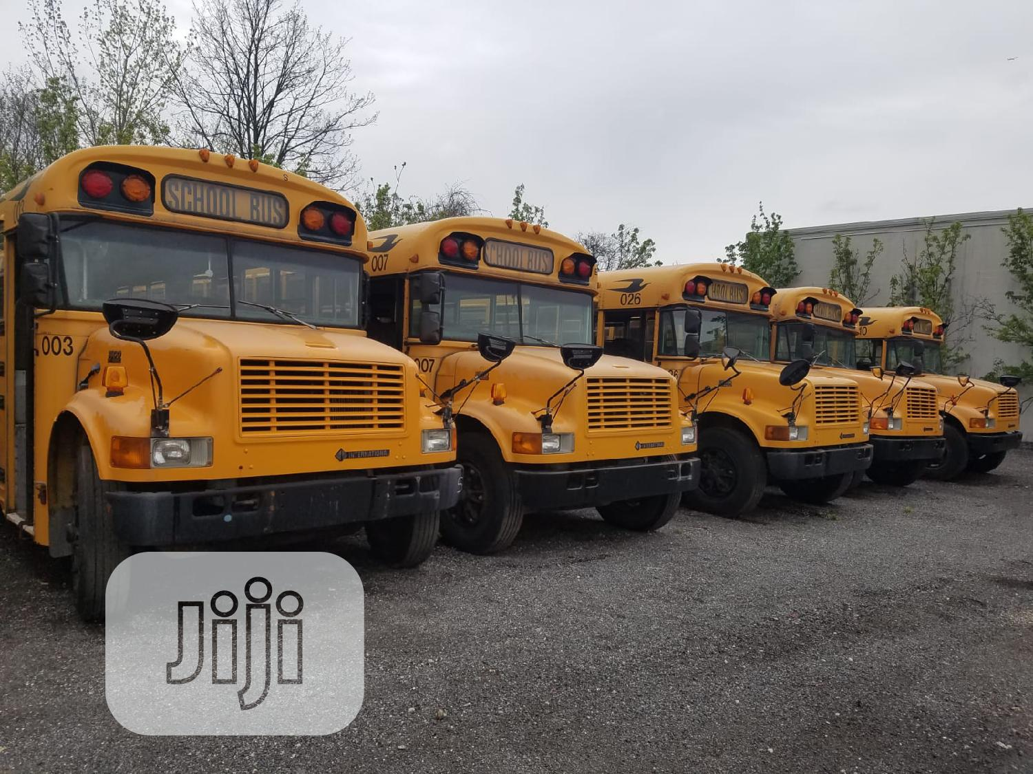 Blue Bird American School Bus Air Condition | Buses & Microbuses for sale in Ikeja, Lagos State, Nigeria