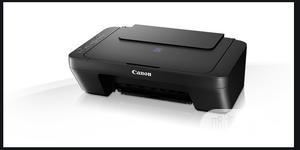 Canon Pixma E474 Inkjet Printer | Printers & Scanners for sale in Lagos State, Ikeja