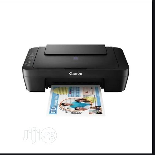 Canon Pixma E474 Inkjet Printer | Printers & Scanners for sale in Ikeja, Lagos State, Nigeria