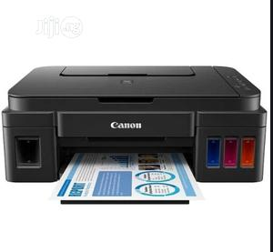 Canon Pixma G2400 Inkjet All in One Color Printer | Printers & Scanners for sale in Lagos State, Ikeja