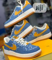 Levis X Nike Air Force 1 Low | Shoes for sale in Lagos State, Lekki Phase 2