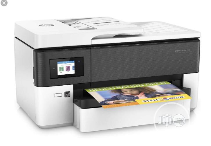 HP Officejet Pro 7720 Wide Format All-In-One Printer | Printers & Scanners for sale in Ikeja, Lagos State, Nigeria