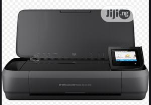 HP Officejet 252 Mobile All-In-One Printer | Printers & Scanners for sale in Lagos State, Ikeja