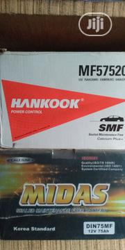 Hankook Battery | Vehicle Parts & Accessories for sale in Lagos State, Mushin