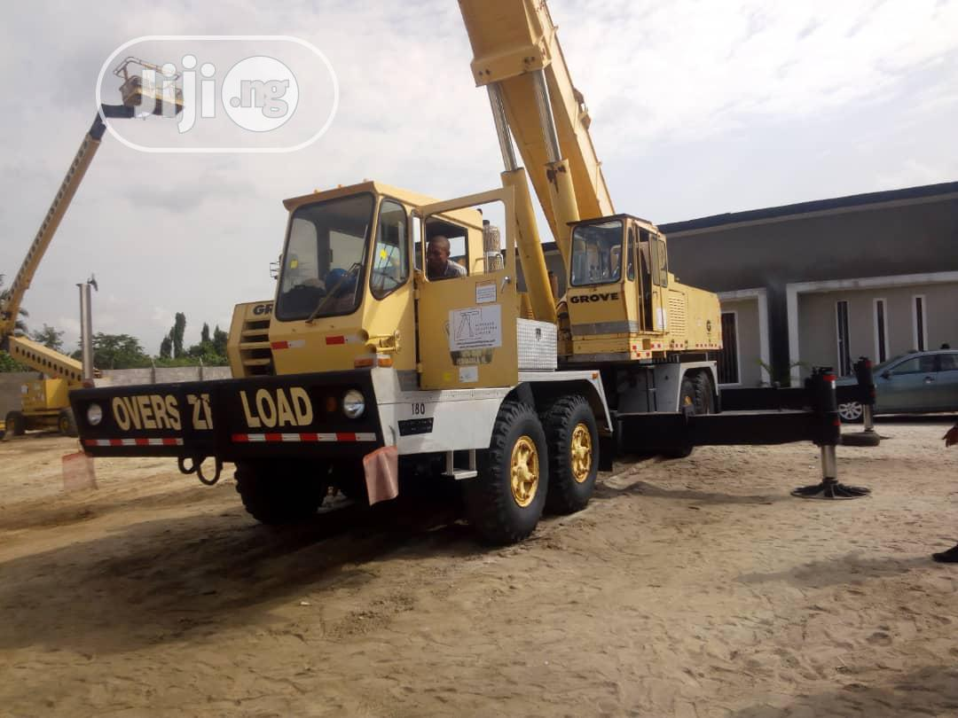 Cranes 4 Sale/Hire In Ph | Automotive Services for sale in Port-Harcourt, Rivers State, Nigeria