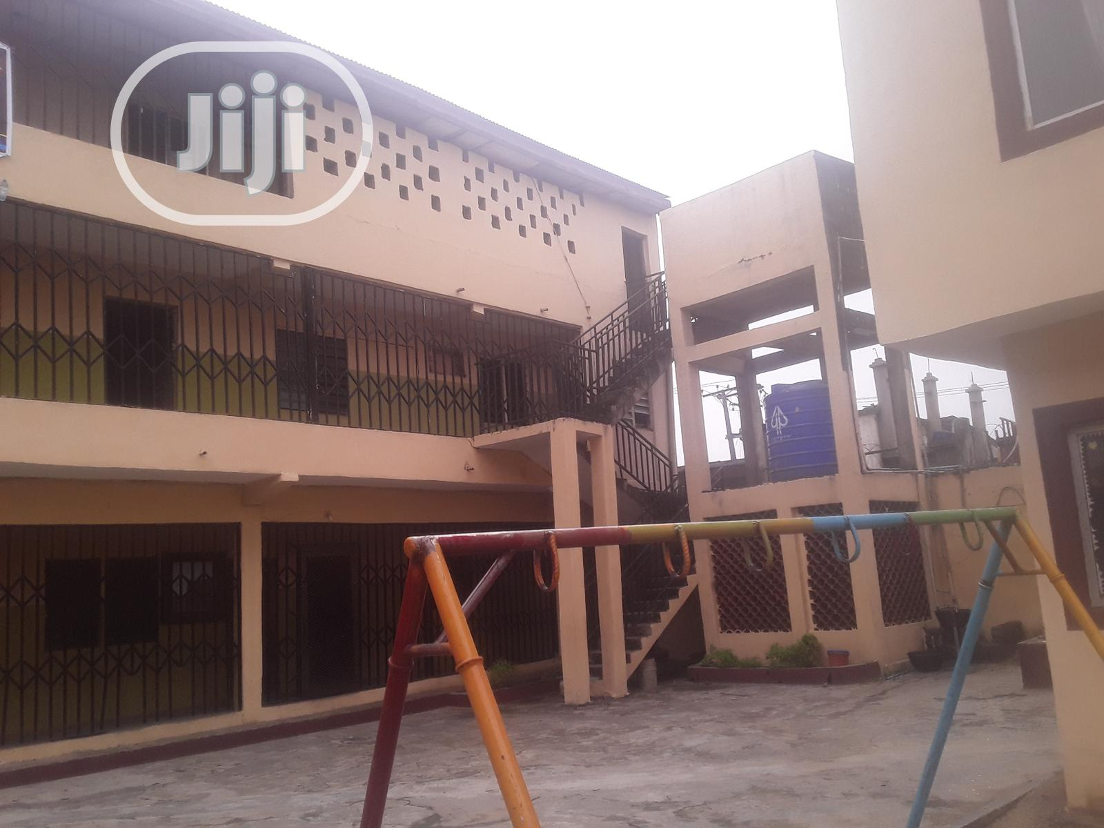 Primary & Secondary Functioning School At Agege For Sale | Commercial Property For Sale for sale in Agege, Lagos State, Nigeria