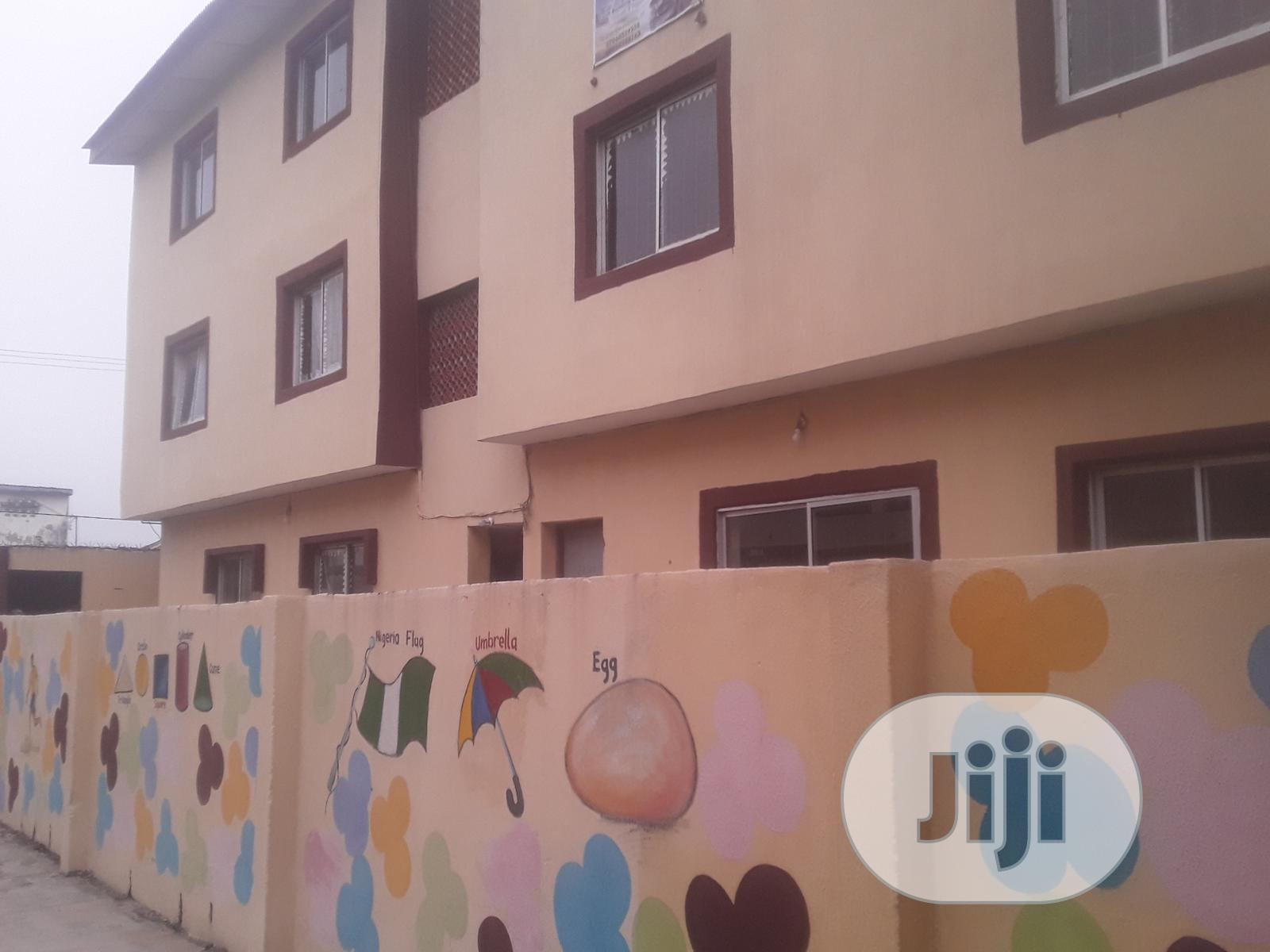 Primary & Secondary Functioning School At Agege For Sale
