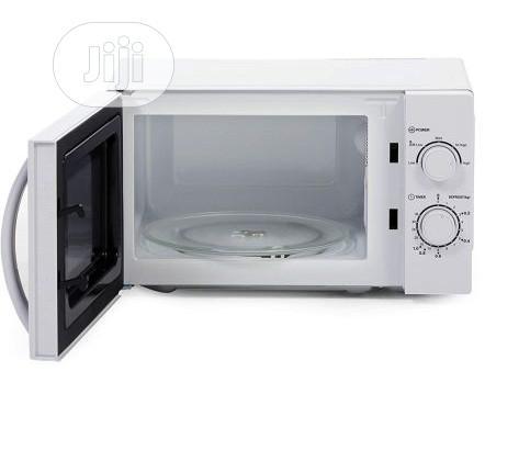 Archive: Midea 20 Litre MM720 CA7 Microwave Oven- White