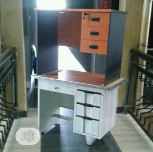 Wooden And Metal Office Tables | Furniture for sale in Lagos State, Ikeja