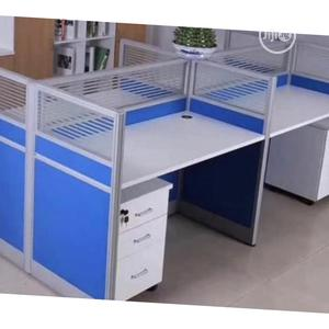 Exotic and Unique Office Workstation Table[825]   Furniture for sale in Lagos State, Ikotun/Igando