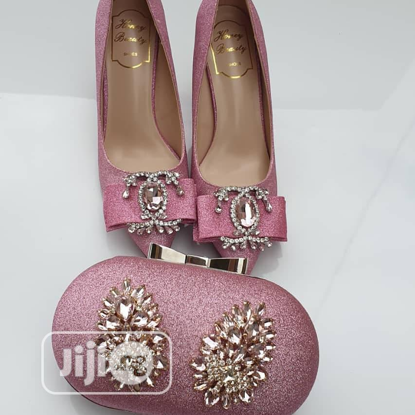 Ladies Shoe and Bag