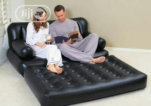 Inflatable Pull Out Sofa With Bed | Furniture for sale in Oyo State, Ido