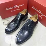 Original Salvador Ferragamo Men's Quality Leather Shoes | Shoes for sale in Lagos State, Lagos Island