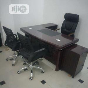 Office Table With Chairs | Furniture for sale in Lagos State, Victoria Island