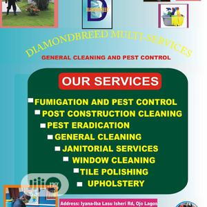 House Keeping And Professional Cleaning Services | Housekeeping & Cleaning CVs for sale in Lagos State, Victoria Island