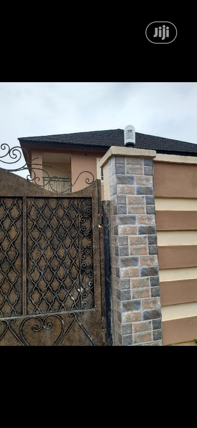 Archive: Newly Built Standaard 4 Bedroom Duplex For Sale At OPIC Estate Isheri.