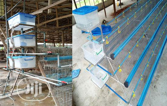 Battery Cage Customized For Sale | Farm Machinery & Equipment for sale in Udu, Delta State, Nigeria